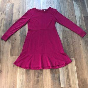 Magenta Formal Dress from Loft